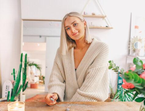 Sofie Wiberg Brand Manager Oh La Moon