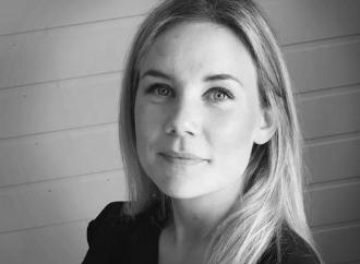 Bild på utbildningsledaren Matilda Johansson Andreen